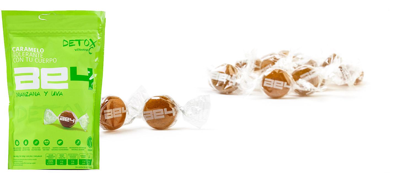 Caramelos be4